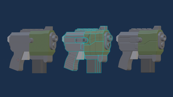 Developing Weapons for Brickadia, Part 1