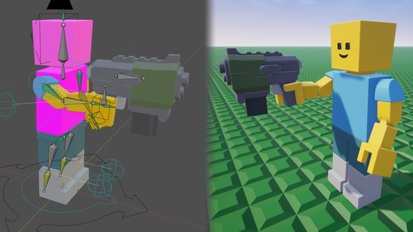 Developing Weapons for Brickadia, Part 2